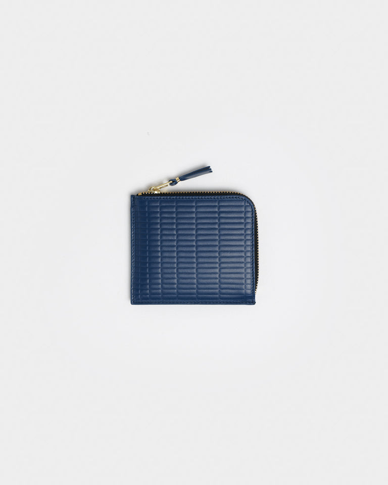 Brick Line Wallet 3100BK in Blue