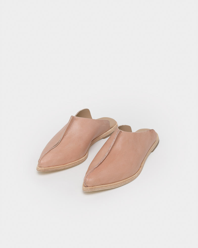 Falcon Shoe in Blush by Wal & Pai at Mohawk General Store