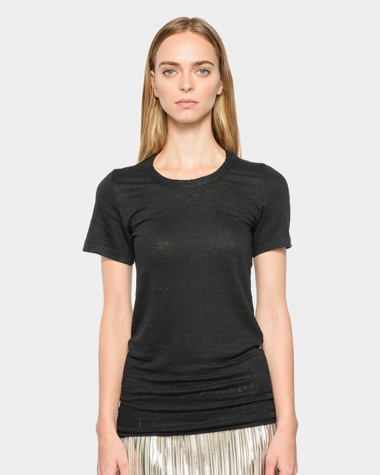 Kiliann Tee Shirt in Black