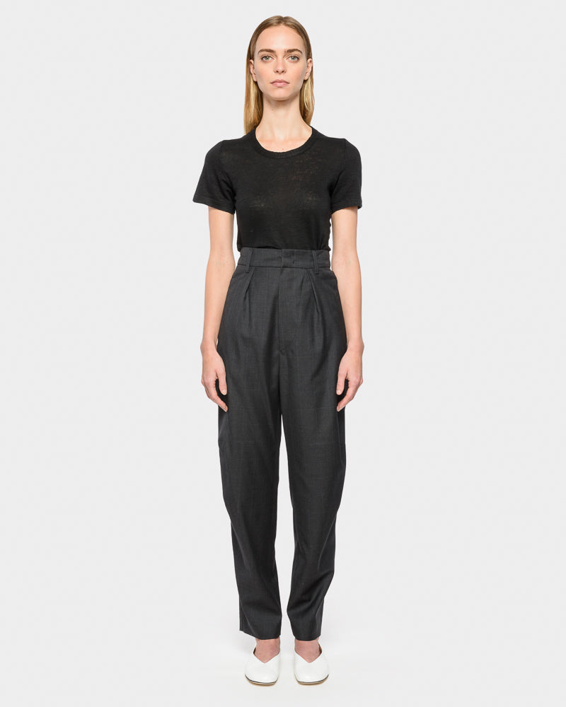 Nimura Pants in Anthracite