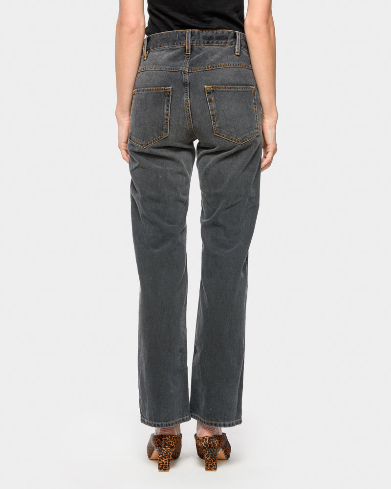 Cholko Pants in Faded Black by Isabel Marant Étoile at Mohawk General Store