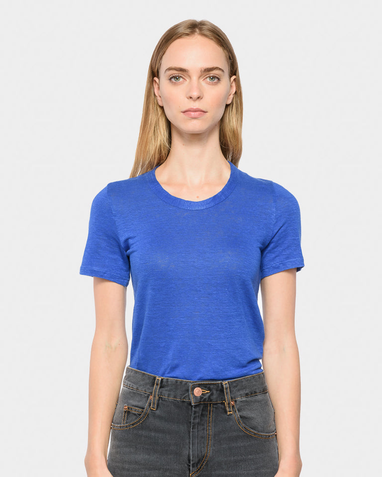 Kiliann Tee Shirt in Blue