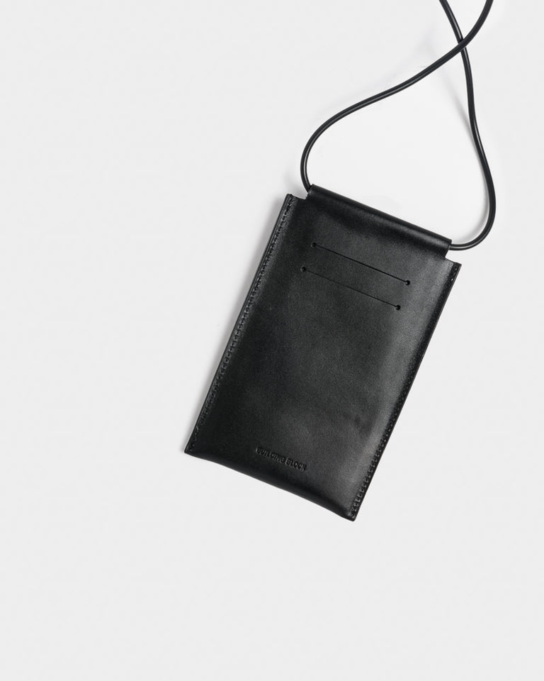 Large iPhone Sling in Black