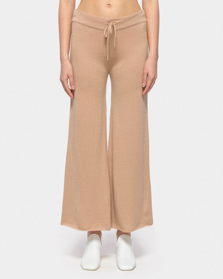 Drawstring Pants in Adobe
