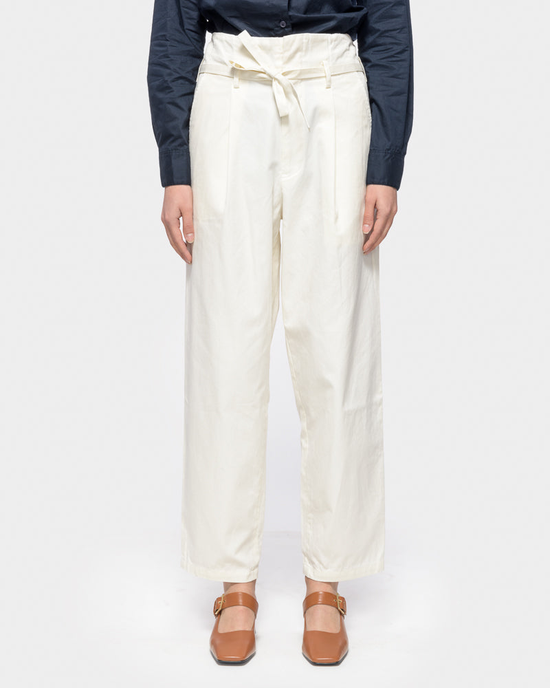 Atari Pant in Ivory by SMOCK Woman at Mohawk General Store