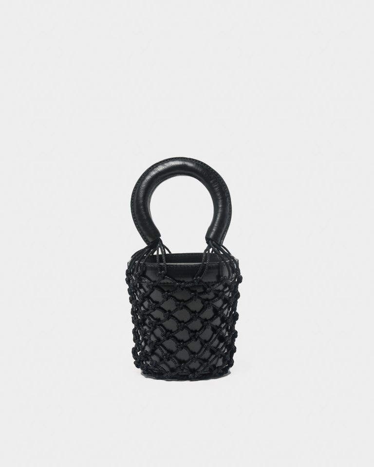 Mini Moreau Bag in Black