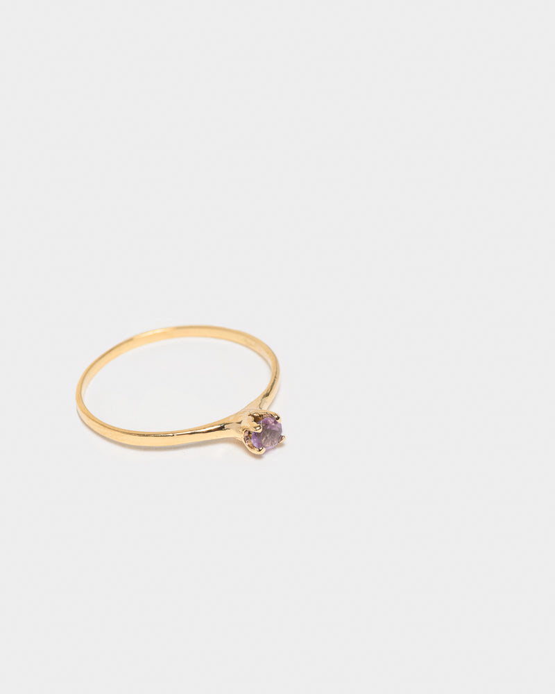 Palace Ring in Amethyst