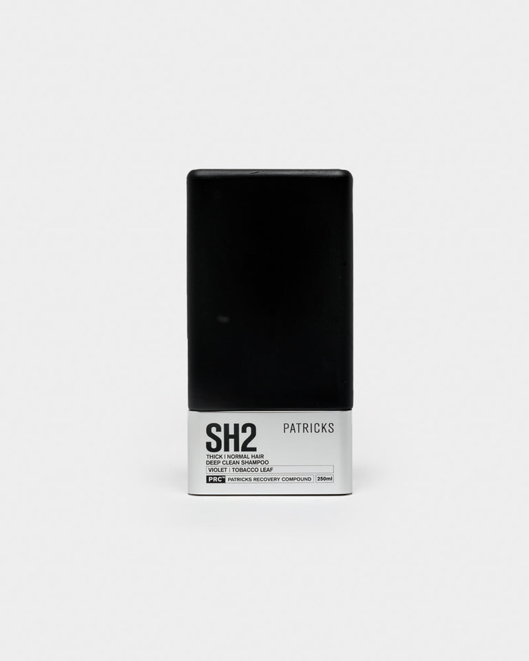 SH2 Shampoo in Violet and Tobacco Leaf