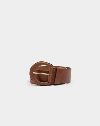 Spur Belt in Brown