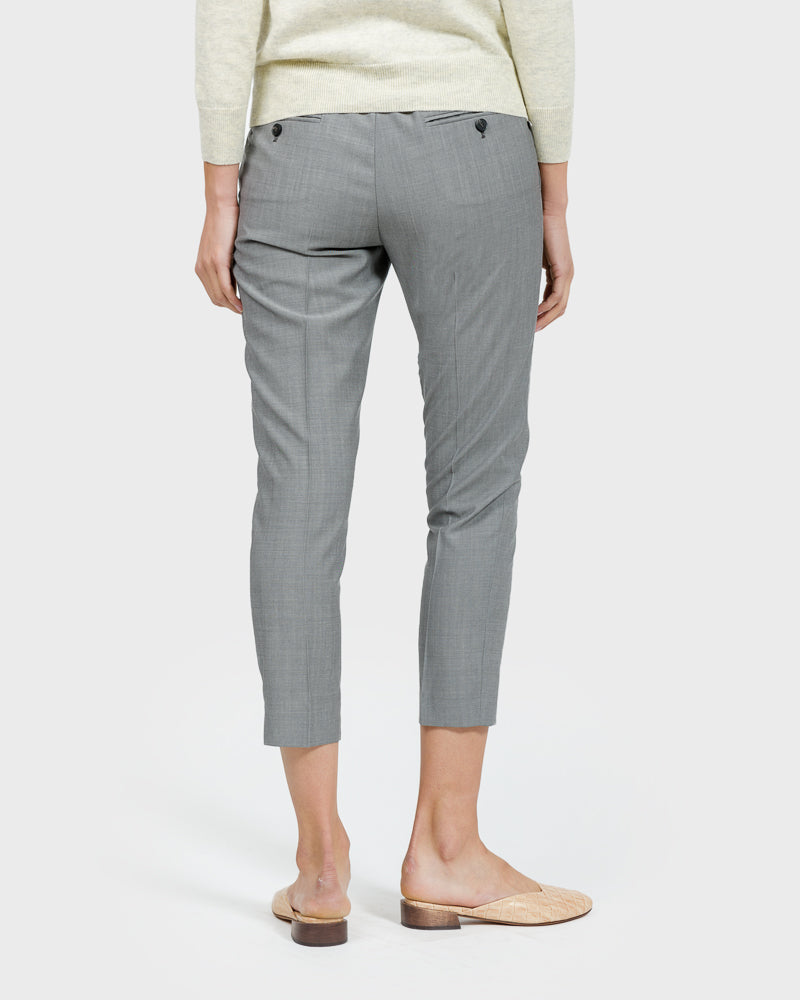 Noah Trouser in Grey