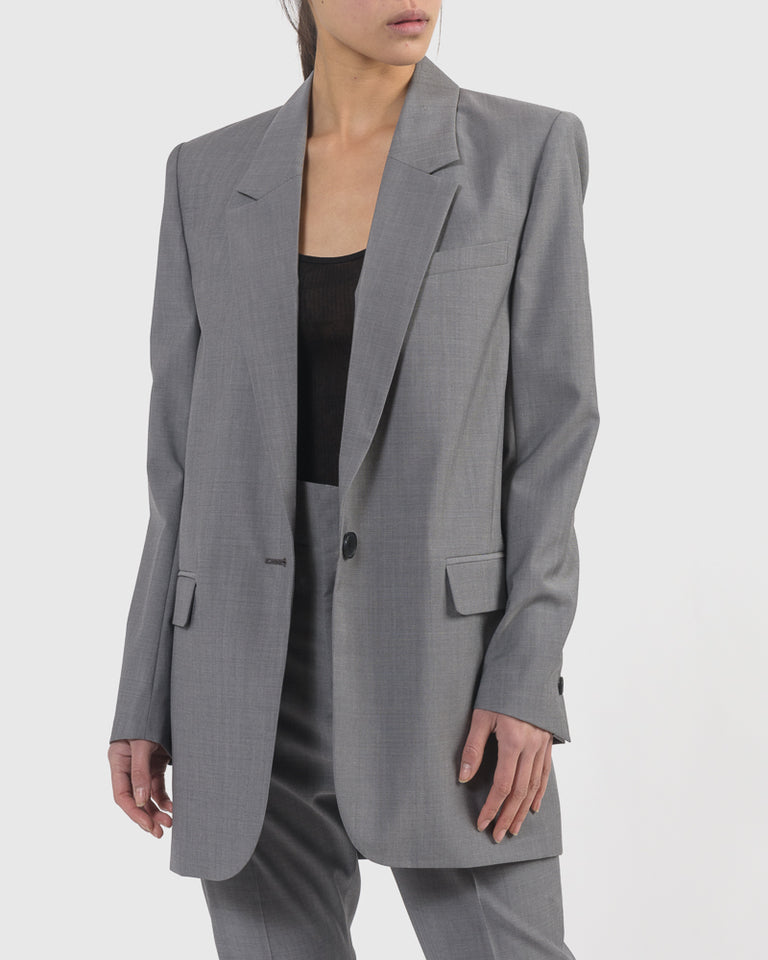 Nexi Jacket in Grey