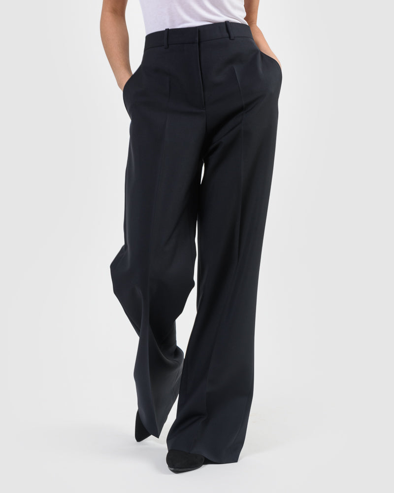 Grover Trousers in Dark Blue