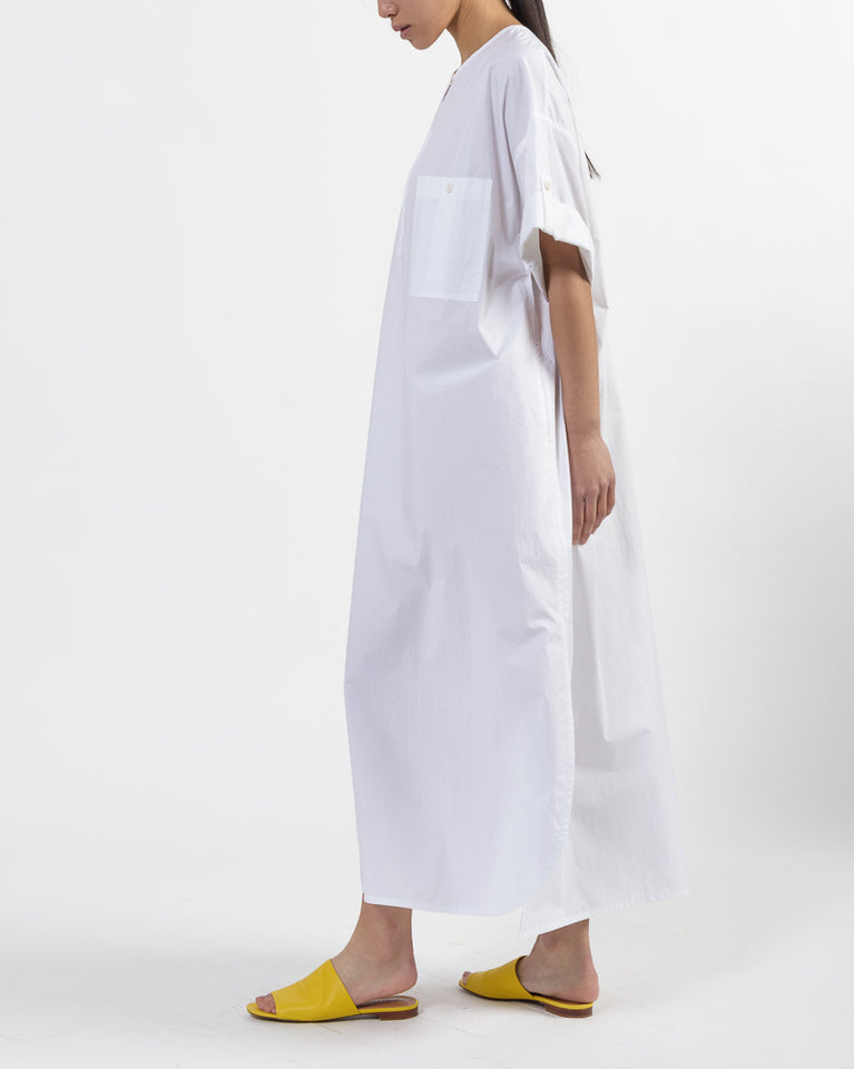Doyet Dress in White