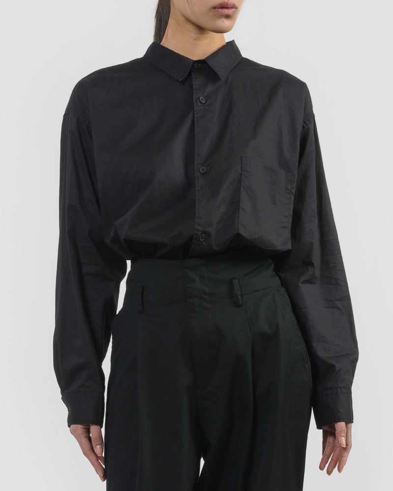 Rika Shirt in Black