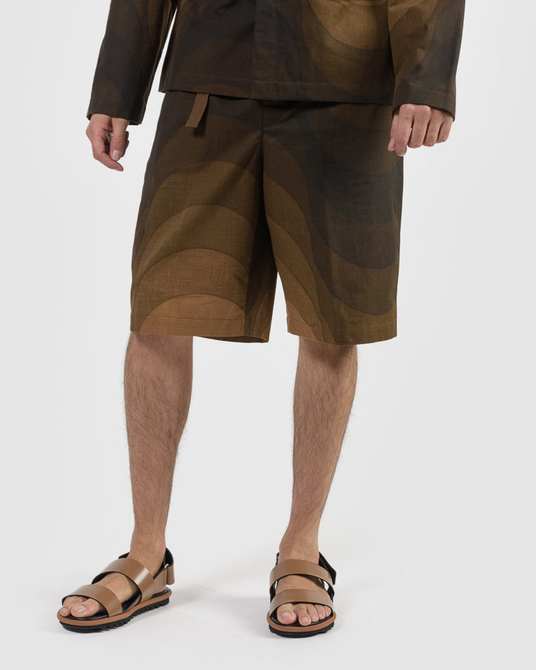 Piene Pants in Brown