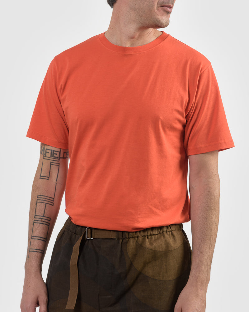Hob T-Shirt in Red by Dries Van Noten Man at Mohawk General Store