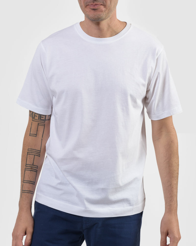 Hob T-Shirt in White