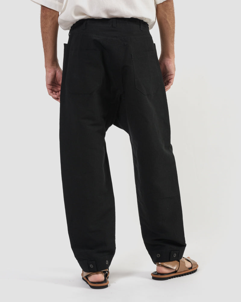 Trousers #50 in Black
