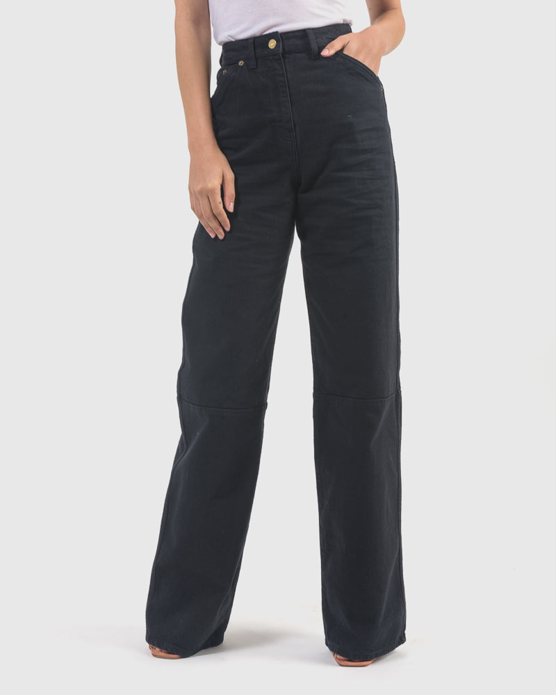 Le Pantalon Prago in Navy