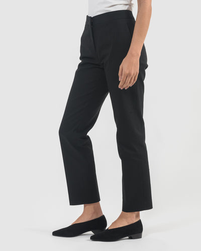 G-Emilio Short Trousers in Black