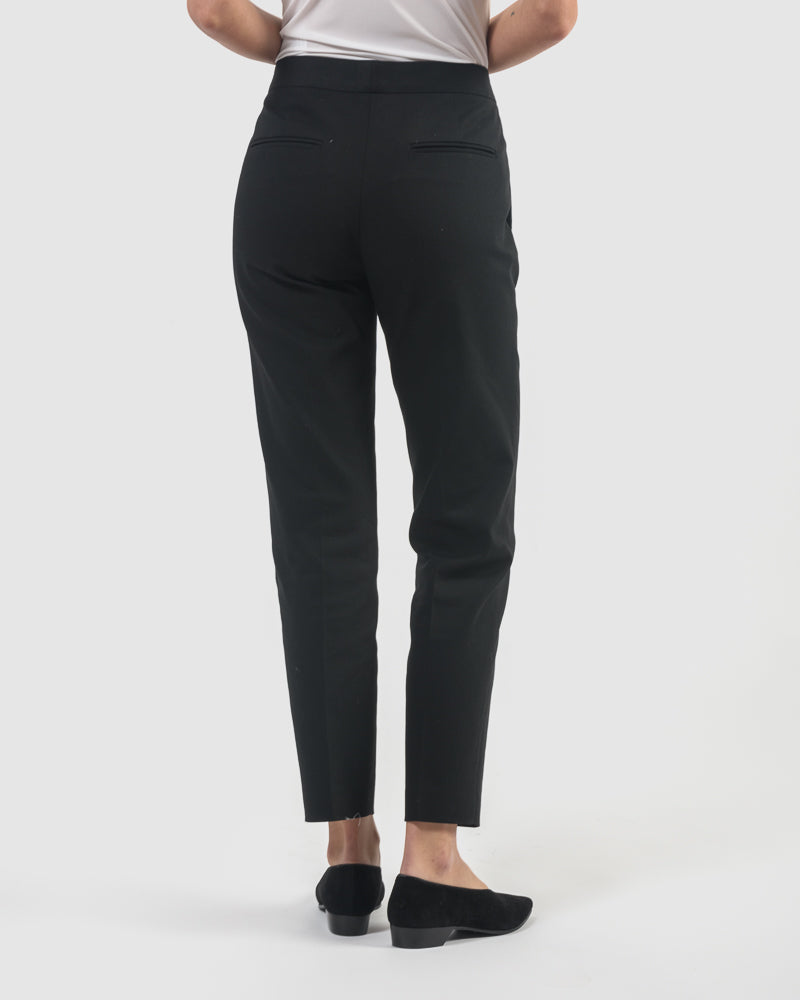 G-Emilio Short Trousers in Black by Jil Sander at Mohawk General Store