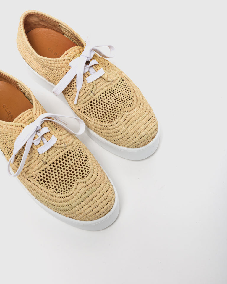 Taille Sneaker in Natural