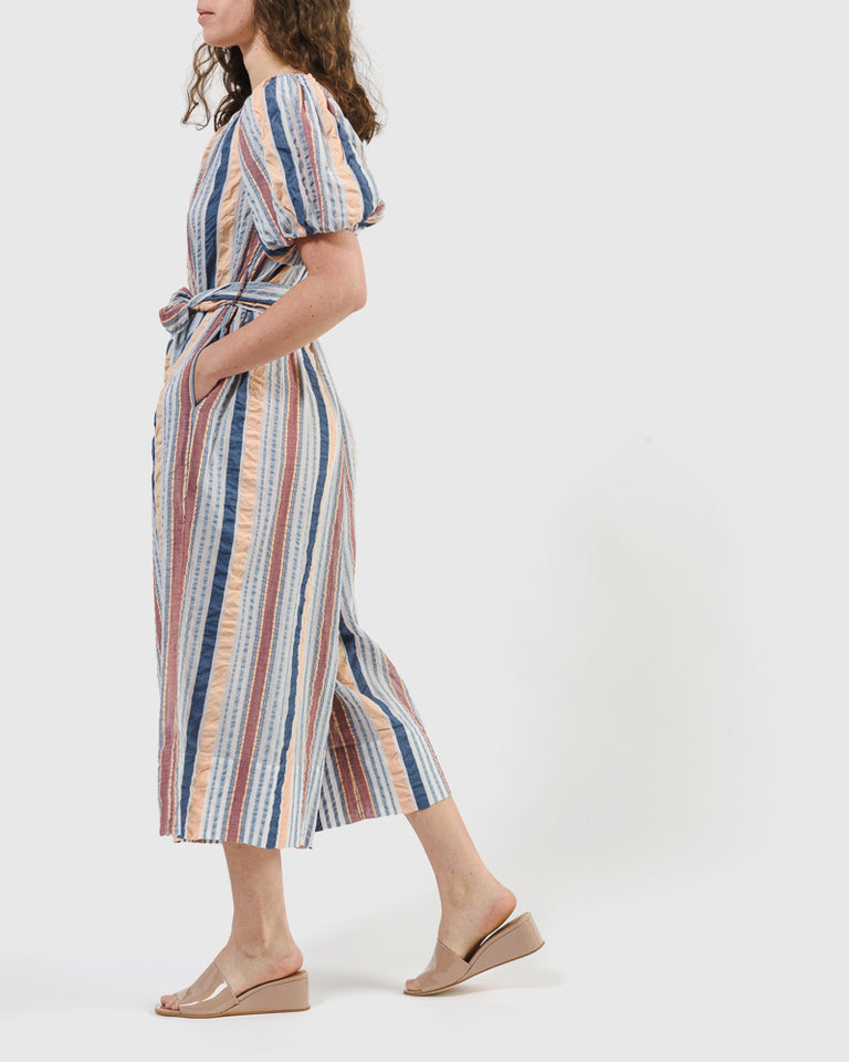 Elan Jumpsuit in Sky