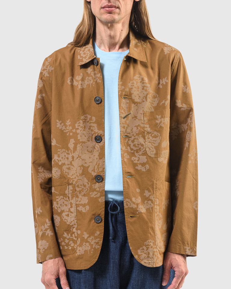 Bakers Jacket in Khaki