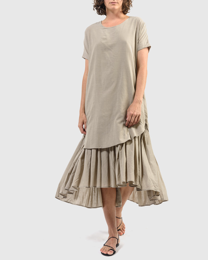 Double Dress in Sand by Black Crane at Mohawk General Store