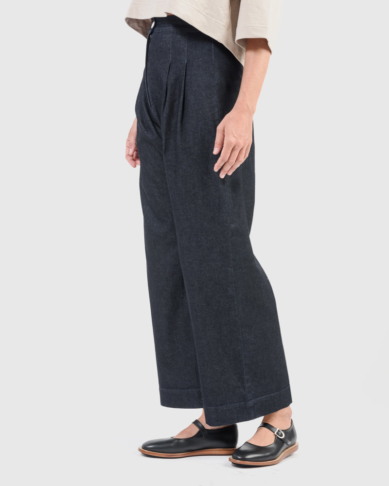 Boyd Pants in Dark Denim