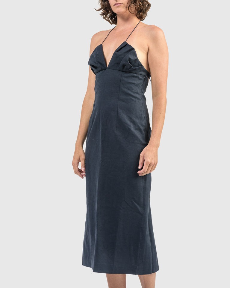 La Robe Bambino Longue in Navy