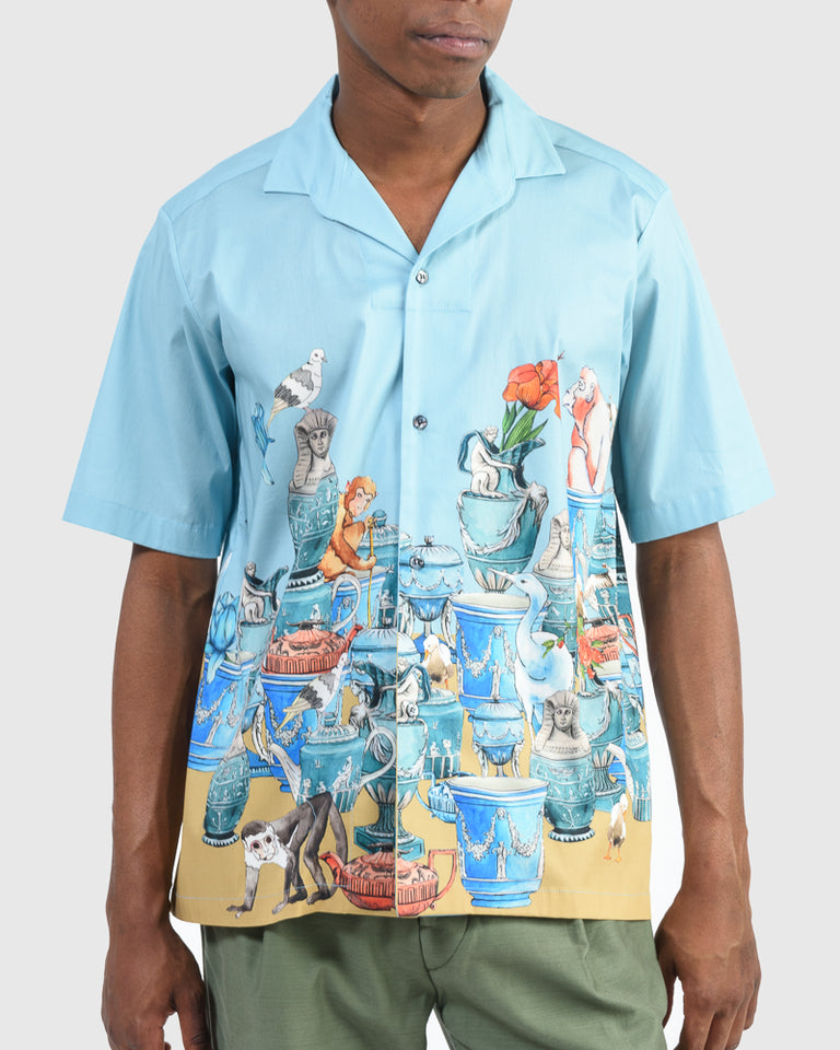 Bowling Shirt in Vase
