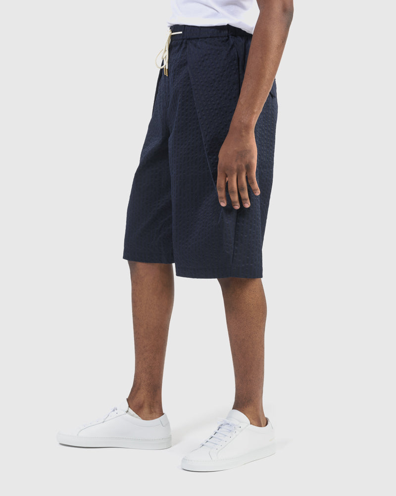 Baseball Shorts in Navy