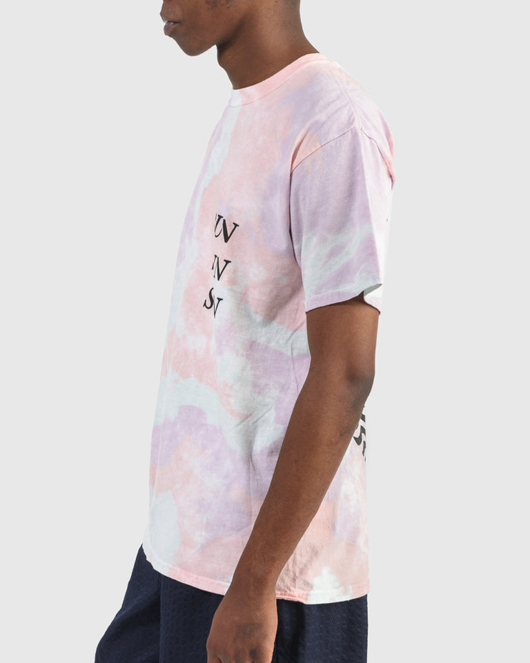 Nanpou Sun Tee in Pink Purple