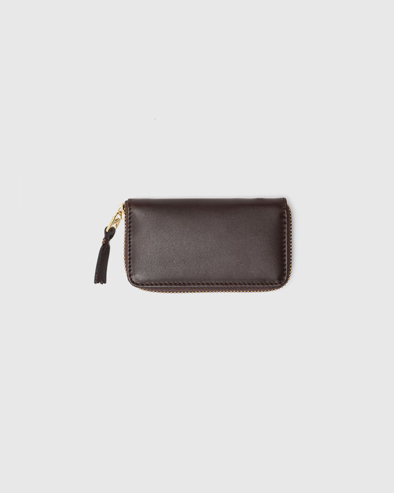Classic Leather Line 410X in Brown by Comme des Garçons Wallet at Mohawk General Store