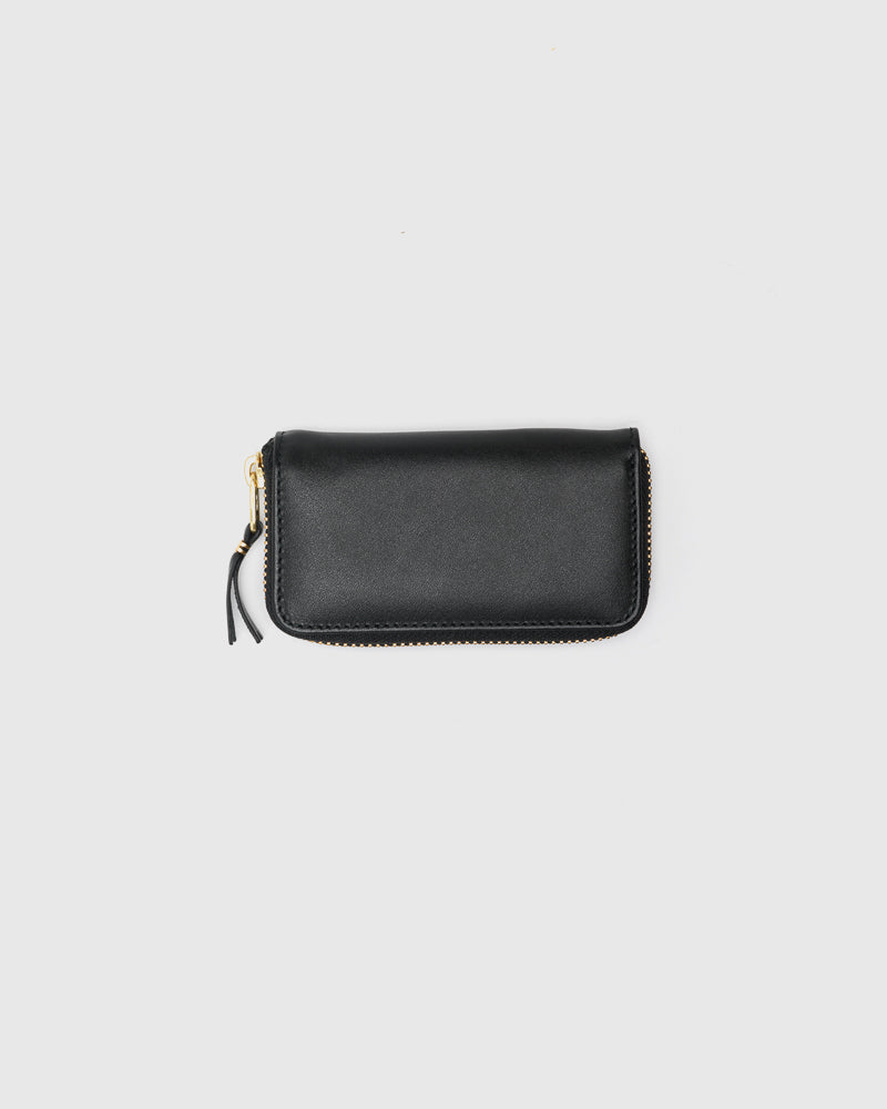 Classic Leather Line 410X in Black by Comme des Garçons Wallet at Mohawk General Store