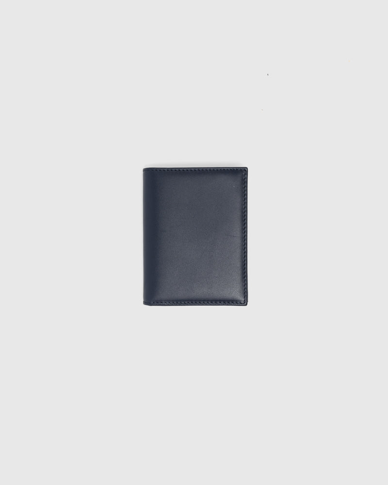Classic Group 0641 in Navy by Comme des Garçons Wallet at Mohawk General Store