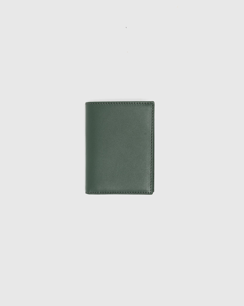 Classic Group 0641 in Bottle Green by Comme des Garçons Wallet at Mohawk General Store