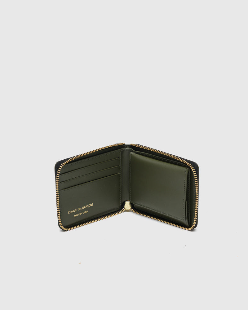 Brick Line Wallet 7100BK in Khaki