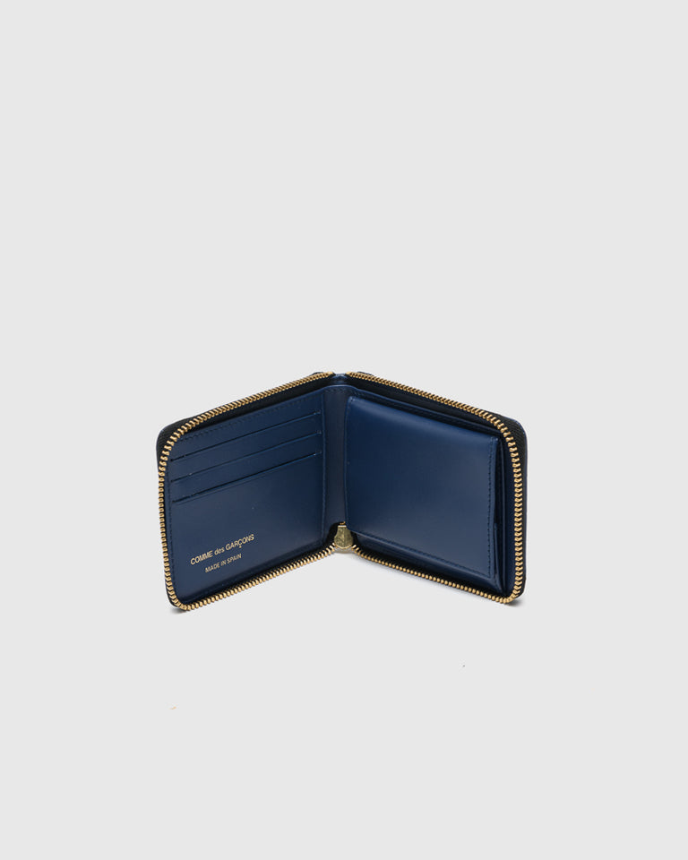 Brick Line Wallet 7100BK  in Blue
