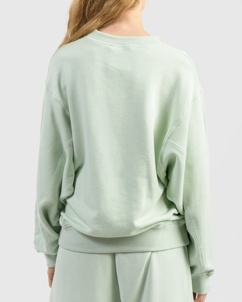 Rei Sweatshirt in Mint