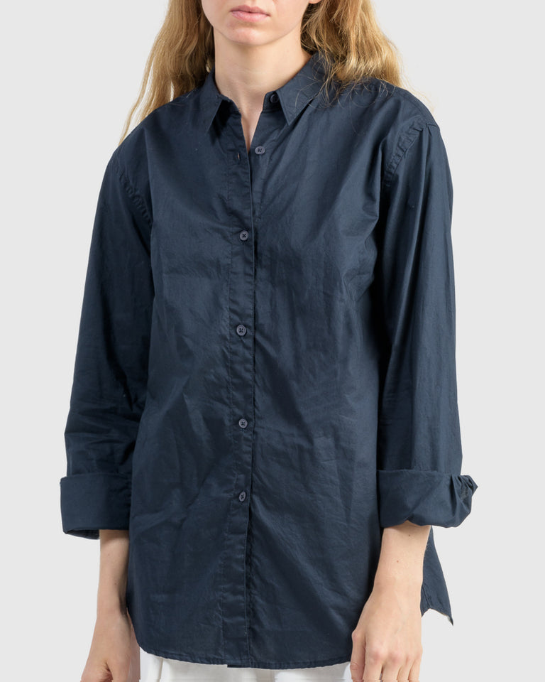 Tilda Shirt in Navy