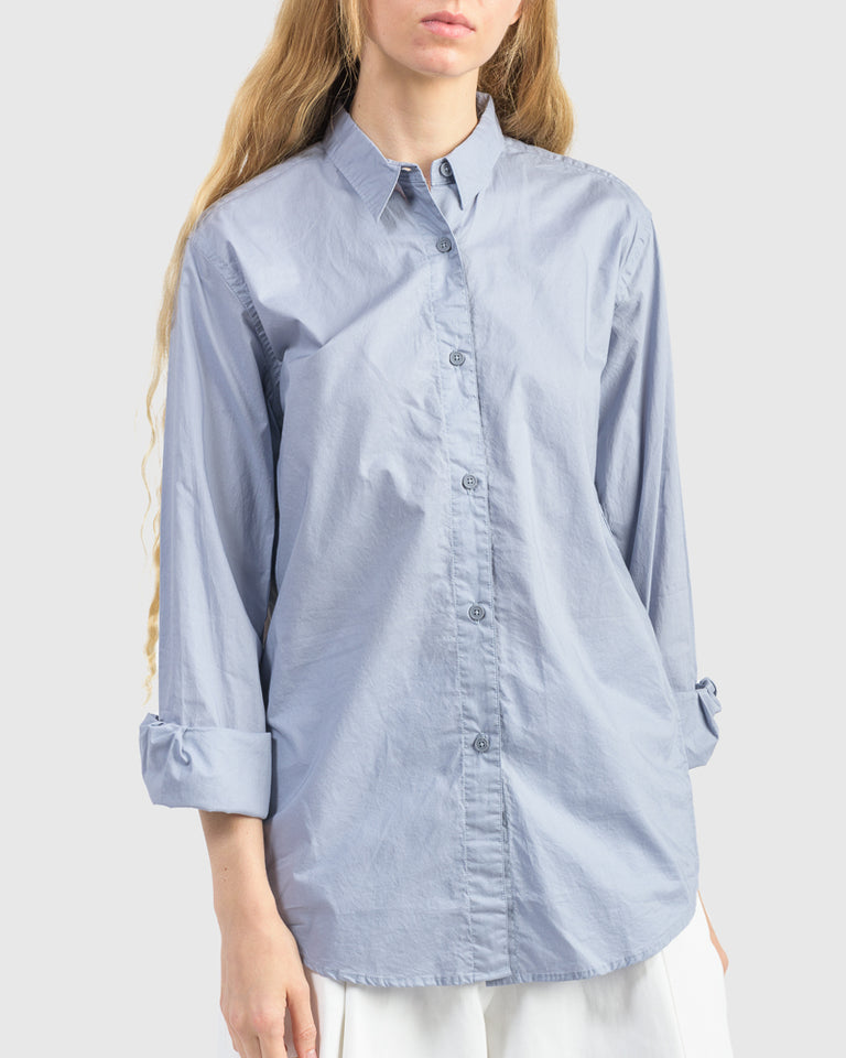 Tilda Shirt in Periwinkle