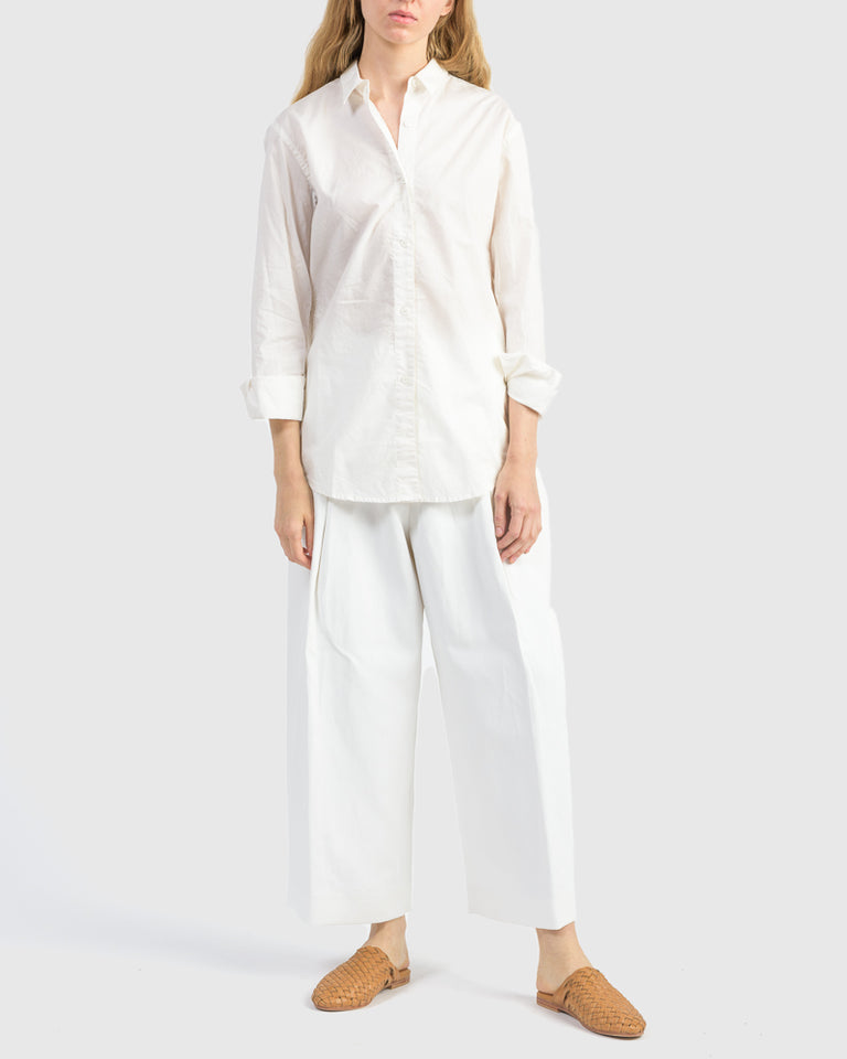 Tilda Shirt in White
