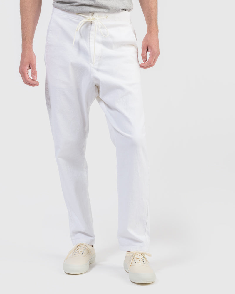 Amalfi Pant in Blanco