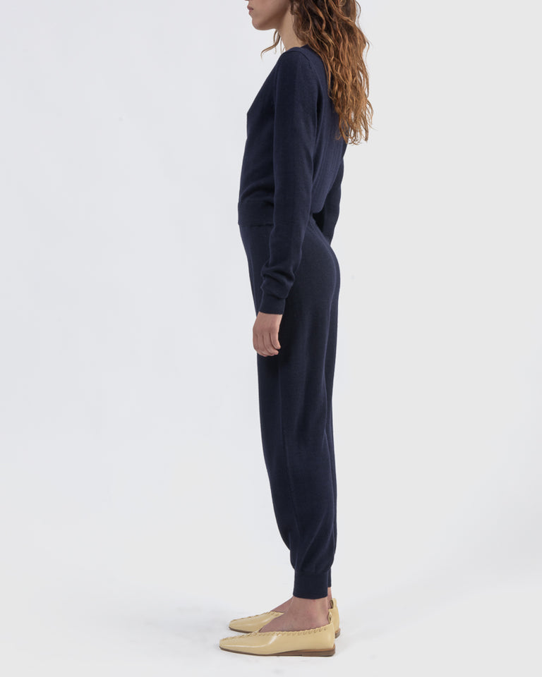 Canyon Jumpsuit in Navy