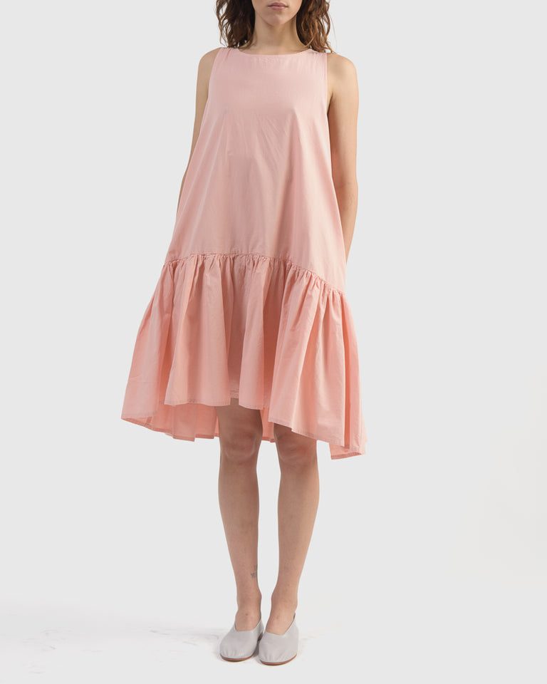 Master G Dress in Coral Cloud