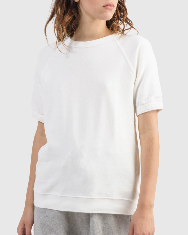Romi Sweatshirt in White
