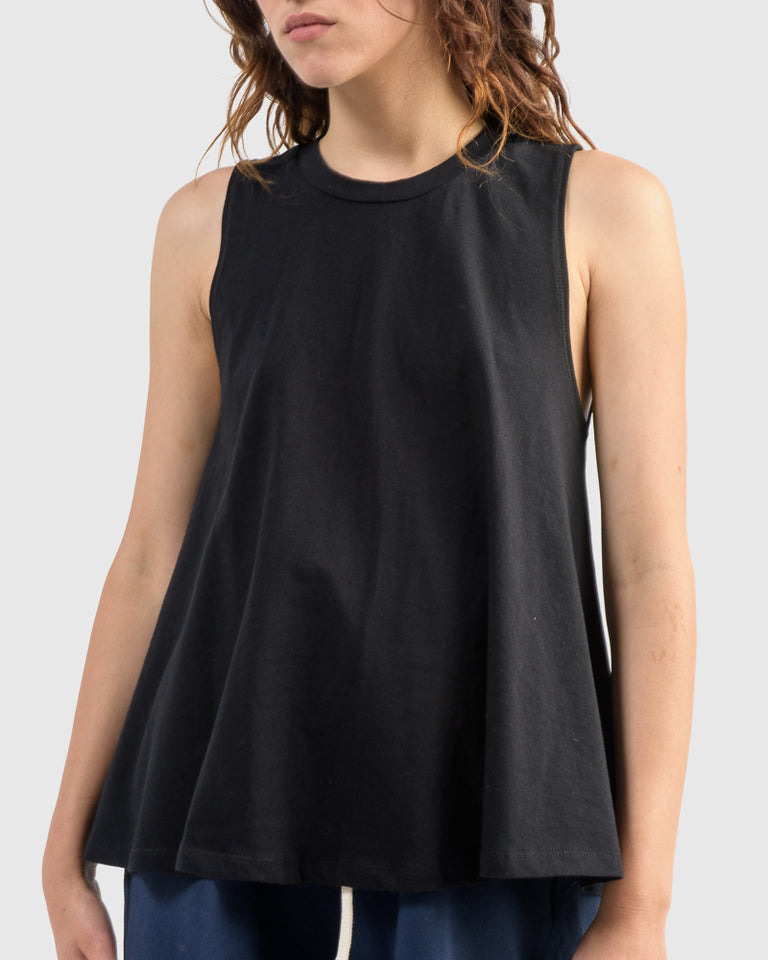 Swing Tank in Black