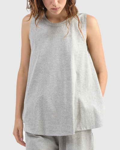 Swing Tank in Grey